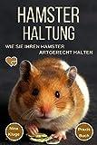 Hamster Haltung: Wie Sie Ihren Hamster Artgerecht halten. Hamsterpflege -...
