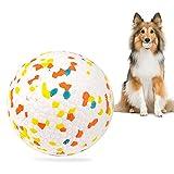 Hundeball,Hundespielzeug Ball,hundespielzeug unzerstörbar,hundespielzeug...