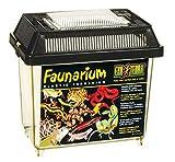 Exo Terra Faunarium mini - Allzweckbehälter für Reptilien, Amphibien, Mäuse und...