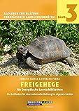 Freigehege für Europäische Landschildkröten: Ein Leitfaden für eine naturnahe...