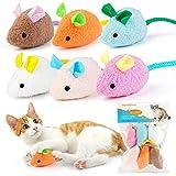 Dorakitten Katzenminzen Spielzeug,6pcs Katzen kauspielzeug,interaktiv katzenspielzeug...
