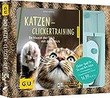 Katzen-Clickertraining-Set: So klappt der Trick mit dem Klick. Clicker-Spaß für Sie...