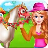 Pferdepflege und Reiten Liebe für Tiere - Ein Spiel, um Ihre Liebe zu Tieren zu...
